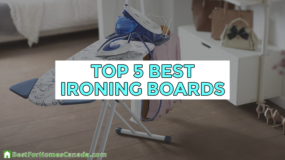Top 8 Best Ironing Boards