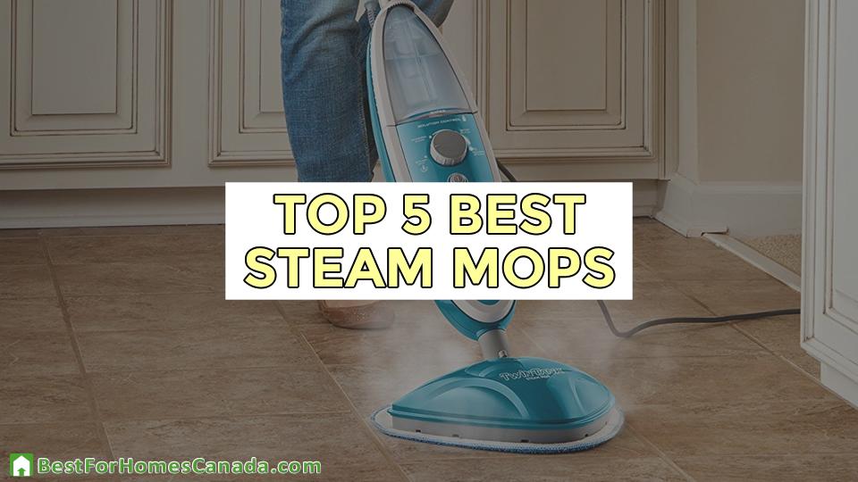 Top 5 Best Steam Mops